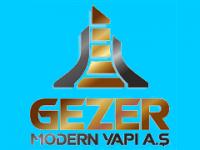 gezer modern logo